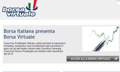 Simulazione trading online borsa italiana