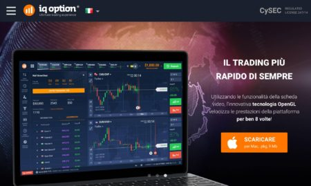 IQ Option Desktop Software Web App