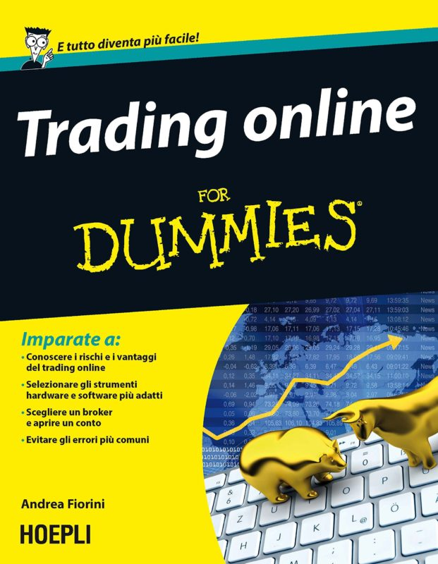 Libro di Trading - Trading Online for Dummies