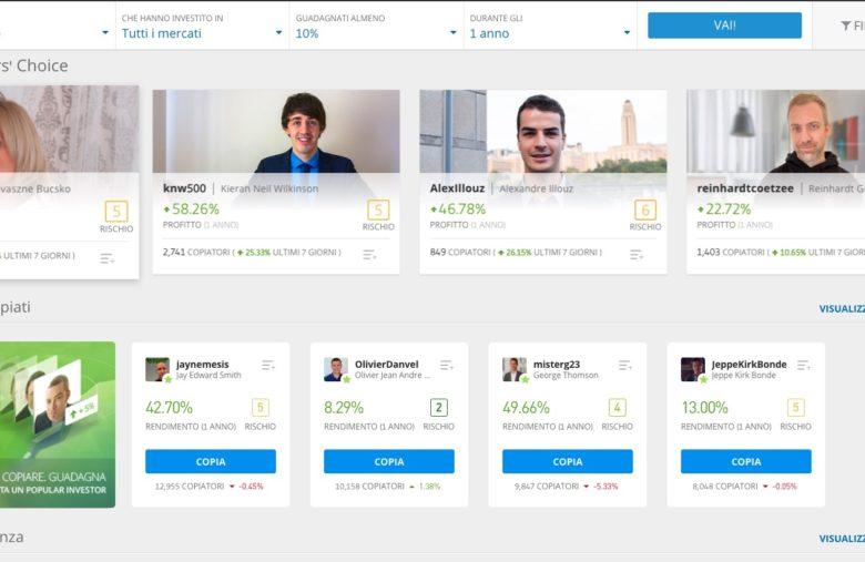 eToro Guru Popular Investor