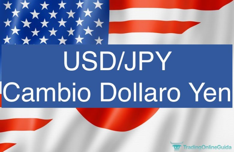 USD:JPY Cambio Dollaro Yen