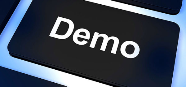 Demo online trading