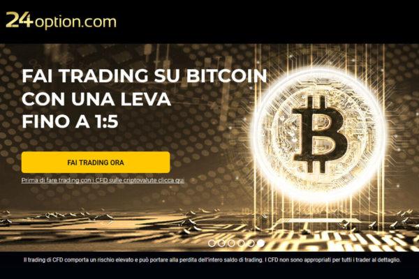Comprare Bitcoin Investous