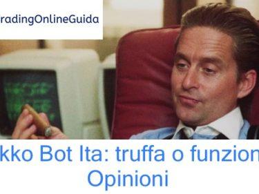 Gekko Bot Truffa o Funziona Bitcoin