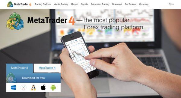Trading Automatico MetaTrader 4