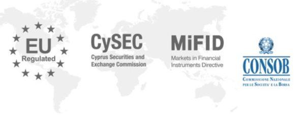 Per investire nel Bitcoin è necessaria una piattaforma regolamentata