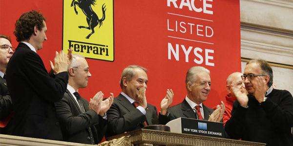 Ferrari RACE IPO