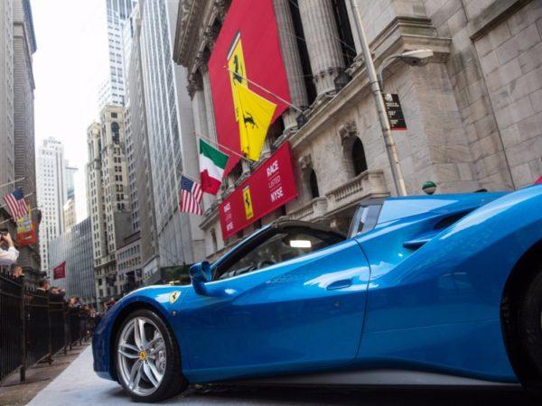 IPO Ferrari a Wall Street