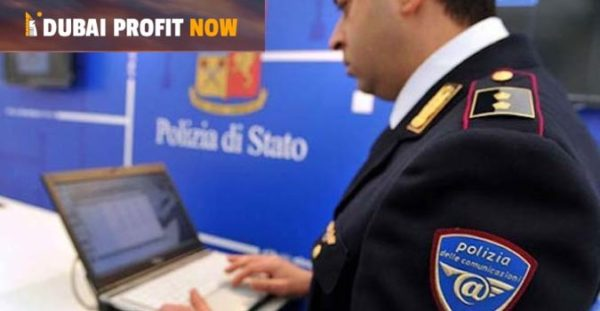Dubai Profit Now Polizia