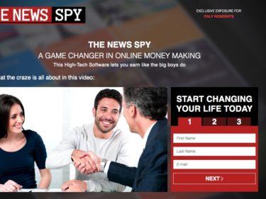 The News Spy Opinioni e Recensioni Funziona Truffa