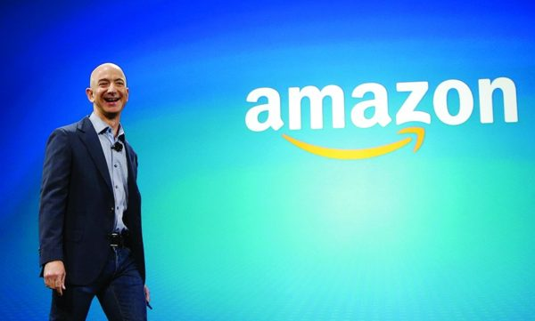 Jeff Bezos CEO e Fondatore di Amazon