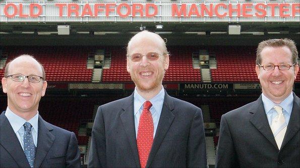 Manchester United Malcolm Glazer