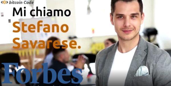 Stefano Savarese Forbes