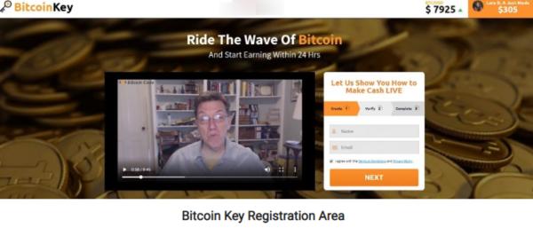 Bitcoin Key