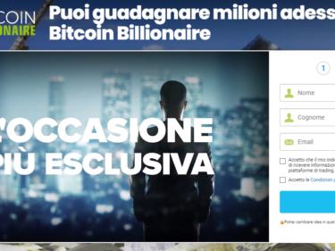 Bitcoin Billionaire Pro:Club Che cosa e come funziona
