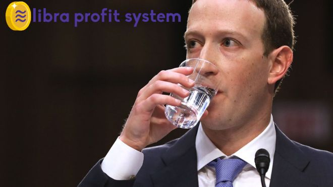 Mark Zuckerberg Libra Truffa