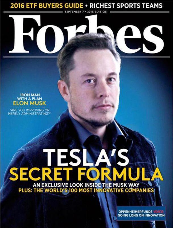 Elon Musk Forbes