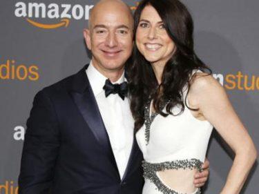 Jeff Bezos MacKenzie Tuttle