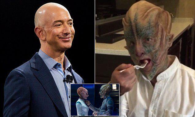 Jeff Bezos Star Trek Beyond Cameo