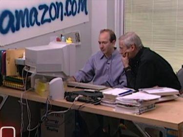 Jeff Bezos nel 1999