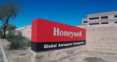 Il quartier generale di Honeywell a Phoenix, Arizona