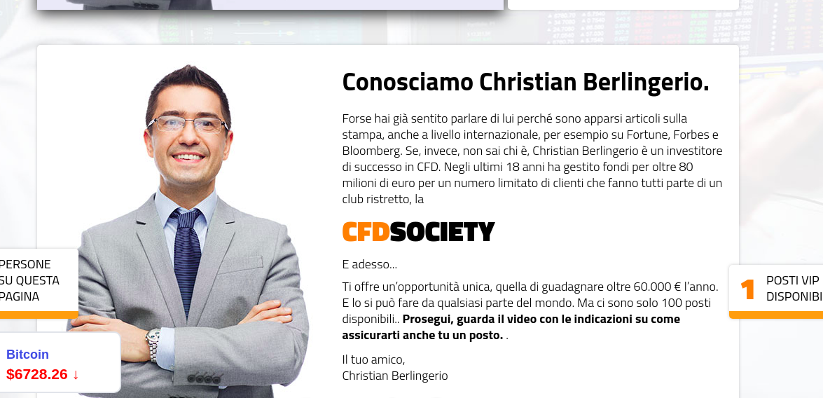 Christian Berlingerio