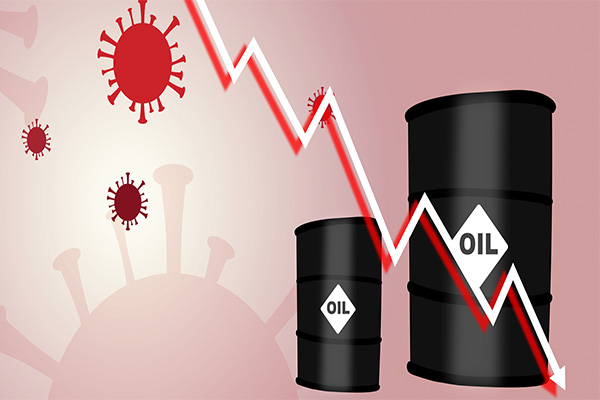 Petrolio Crisi Covid 19