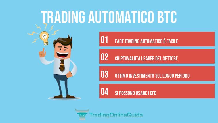 ▷ Come fare Trading automatico Bitcoin bot [] Autotrading funziona? - prosuasa.it